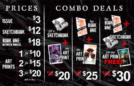 Prices and Combos!
